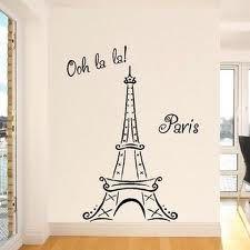 eiffel tower window painting - Google Search