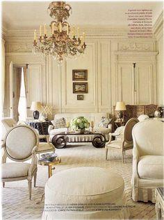 Jennifer Lopez Home and Classical Beauties in Veranda Magazine   Classical Addiction