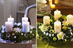 BOISERIE & C.: Candle Ideas to Light Up Your Holiday Table