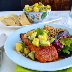 Fish Entrees on Pinterest | Fish Tacos, Grilled Salmon and ...