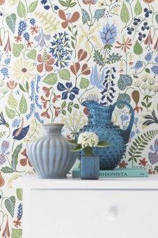 Wallpapers by Scandinavian designers