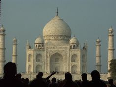 Visit one of the Wonders of the World in Agra. The Taj Mahal was an expression of love from Shah Jahan to his wife Mumtaz. Agra, Amazing Nature, Maldives, Wonders Of The World, Places To See, The Good Place, Taj Mahal, Scenery, Journey