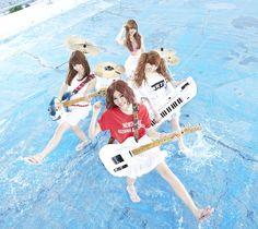Silent Siren - Japanese girls band