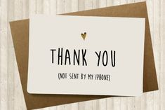 Funny Thank You Card by SpicyCards on Etsy Funny Greetings, Funny Greeting Cards, Funny Cards, Best Friend Cards, Cards For Friends, Best Friend Gifts, Bff Gifts, Sister Gifts, Happy Birthday Quotes