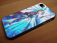 disney anna and elsa for iphone 4/4s iPhone by GladiatorandBlood, $14.99