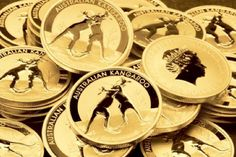 The one ounce Australian Gold Kangaroo coin.