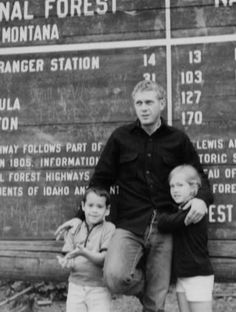 Steve McQueen, Chad and Terry | Personal Life