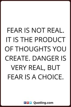 Fear Quotes Awesome 91 Best Fear Images On Pinterest  Personal Development Positive .