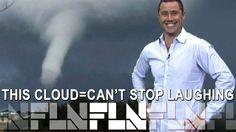 Weather Man Subtle as a Sledgehammer News Blooper