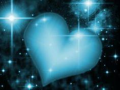 My blue blue Heart
