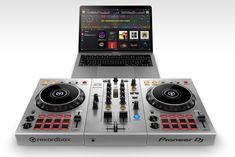 Pioneer DDJ-400-S Limited Edition DJ Controller — DJ TechTools Pioneer Ddj, Online Boutique Stores, Professional Dj, Dj Gear, Signal To Noise Ratio, Dj Booth, Best Dj, The Dj, Club Style