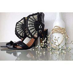 Sandália w/ Cabedal em Macramê | Morena Rosa Shoes ♡ Disponível TAM. 35 / 36 / 37 / 38   ••••• 》》Whatsapp 43 9148-2241  ☎  43 3254-5125.    Rua Rio Grande do Norte, 19 Centro - Cambé-Pr   #venhaseapaixonar #fashionistando #carolcamilamodas #news #Verão16 #shoesfashion #shoes #mrshoes #morenarosashoes #macramê