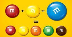 M&M's Austria - Um wieviel ist ein MEGA M&M größer als die bekannten M&M's Linsen ? Wer weiß es ?