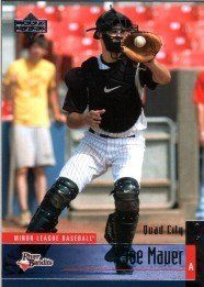 2002 UD Minor League #188 Joe Mauer by UD Minor League. $8.10. 2002 Upper Deck Co. trading card in near mint/mint condition, authenticated by Seller