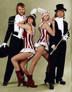 Abba Mania, 1970s Music, Hot Poses, Elvis Costello, Music Pics, Pop Bands, Music Bands, Best Albums, Famous Singers