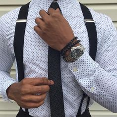 """punkmonsieur: """"Double tap if you love suspenders find yours at www.punkmonsieur.com free shipping """""""