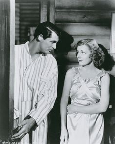 Cary Grant & Irene Dunne in My Favourite Wife (1940)