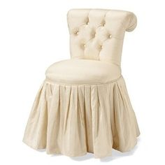 Vanity stool..