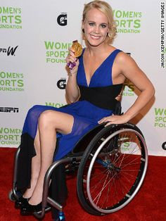 U.S. Paralympic swimmer Mallory Weggemann is determined the fifth anniversary of the accident that paralyzed her won't become a morbid or sad day. Aside from her swimming success -- the 23-year-old currently holds 15 world records -- she has set herself a series of challenges to overcome in that time.