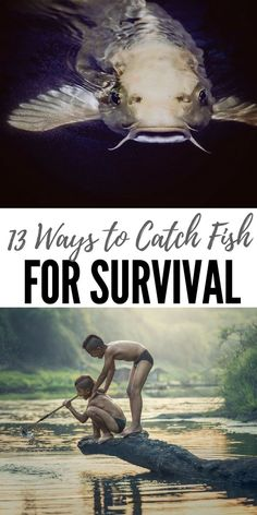 13 Ways to Catch Fish for Survival - When talking fishing, most think of the rod and reel. In a survival situation, you may need to stay resourceful and come up with other ways to catch fish. From throwing rocks (seriously, it gets results) to trot lines, there are plenty of methods to try depending on the situation you find yourself in.