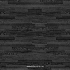Rubber Flooring - WoodGrain Foam Rubber Tiles Knoxville Black - for the classy athlete in each of us