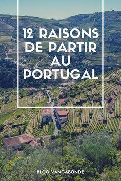 12 raisons de partir au Portugal