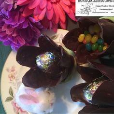 Easter is about love, peace  give chocolate  www.bouquetchocolates.com #chocolate