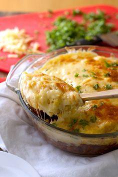 Mexican Polenta Pie | foodsweet | foodsweet