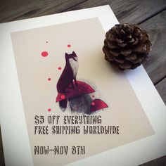 Use the promo link below to get free worldwide shipping* and $5 off everything in my Society6 store:http://tinyurl.com/o9tndbs*Free Shipping offer excludes Framed Art Prints, Stretched Canvases, Wall Clocks and Rugs