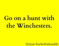 Fictional bucket list.....i have several time in my dreams at night ...really