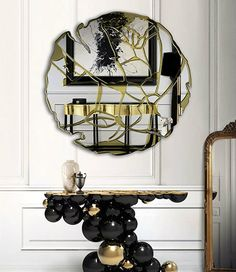 Glance Mirror by Boca do Lobo. Large mirrors, venetian mirrors, mirrors, luxury furniture. For more information: http://www.bocadolobo.com/en/limited-edition/
