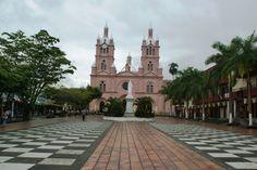 Colombia - Basilica del señor de los milagros,     Buga Valle del Cauca.