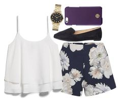 """""""Untitled #1080"""" by ibthal-hussain ❤ liked on Polyvore featuring Finders Keepers, H&M, Marc by Marc Jacobs, Tory Burch and MANGO"""