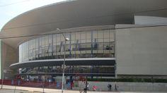 Auditorio Telmex, 1er edificio del centro cultural universitario