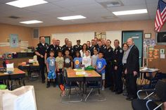 "A day 8-year-old Vanessa returned to school after being away for two weeks. The cause of her sabbatical is heartbreaking. Her father, Officer Jose ""Gil"" Vega was not there because he was killed in the line of duty two weeks ago. But his absence was filled by more than a dozen police officers who escorted Vanessa to school.     http://www.lawenforcementtoday.com/daughter-of-slain-palm-springs-officer-escorted-to-school/"