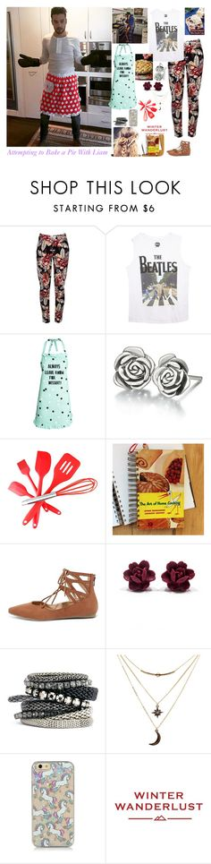 """""""Baking with Liam"""" by fashionluver55 ❤ liked on Polyvore featuring Payne, Wet Seal, H&M, Chamilia, JEFFRIES, Liliana, Charlotte Russe, American Eagle Outfitters, modern and women's clothing"""