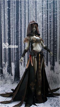 Black Forest Queen by nalisinko.deviantart.com on @deviantART