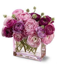 Wedding, Flowers, Centerpiece, Purple, Pretty witty floral design - Project Wedding