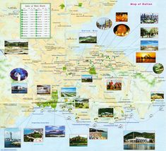 dalian china | Dalian Tourist Map See map details From discoverdalian.com