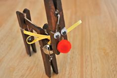 Lately, we've been loving all things reindeer! We have had so much fun with our reindeer snacks and reindeer crafts. Crafts To Do, Christmas Projects, Fall Crafts, Holiday Crafts, Christmas Holidays, Crafts For Kids, Reindeer Decorations, Reindeer Ornaments, Santa And Reindeer