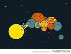 Poor Pluto…