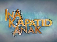 Ina, Kapatid, Anak (Literal: Mother, Sibling, Child) is a Philippine television drama that premiered on ABS-CBN in October 8, 2012 and premiere worldwide on The Filipino Channel.    The drama revolves around the lives of Margaux (Maja Salvador), Celyn (Kim Chiu), Liam (Xian Lim) and Ethan (Enchong Dee) and their struggles to gain power, acceptance, family and love. Maja Salvador, Pinoy, Drama, October 8, Sibling, Filipino, Acceptance, Gain, Channel
