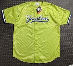 a94ffc043 Vintage Starter New York Yankees Men s Embroidered Baseball Tee Shirt sz 2XL