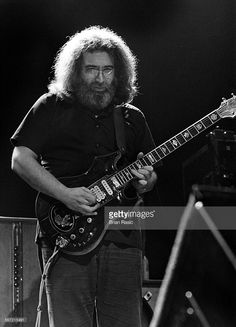 Grateful Dead - Jerry Garcia, Rainbow, London - 1981, Grateful Dead - Jerry Garcia, Rainbow, London - 1981