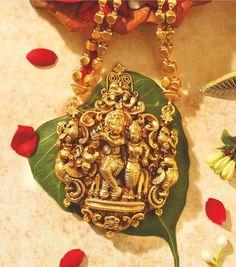 Radha Krishna pendent