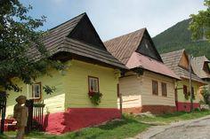 Vlkolinec, Slowakia