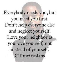 Tony A. Gaskins Jr Twitter / Instagramv