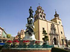 La Basílica Colegiata de Nuestra Señora de Guanajuato