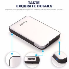EAGET G30 External Storage Devices 1TB High Speed 2.5 HDD USB 3.0 Desktop Laptop 1tb Hard Disk 1tb External Hard Drive