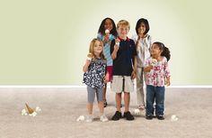 Smartstrand | Hét ideale tapijtmerk voor gezinnen